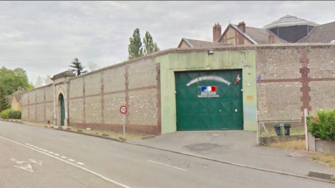 La maison d'arrêt d'Évreux