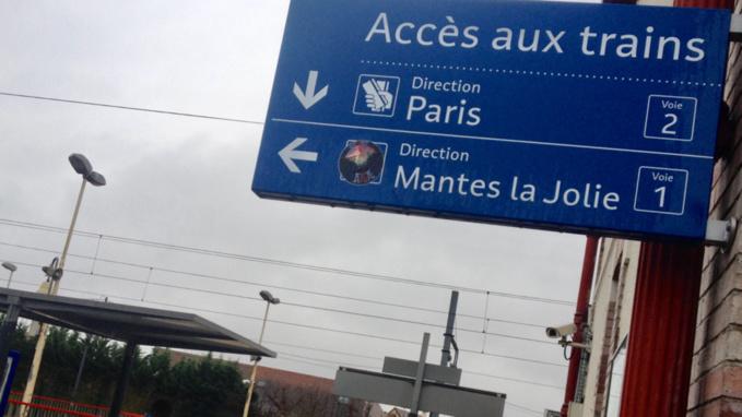 Yvelines : une mère de famille se jette sous un train sous les yeux de sa fille de 4 ans