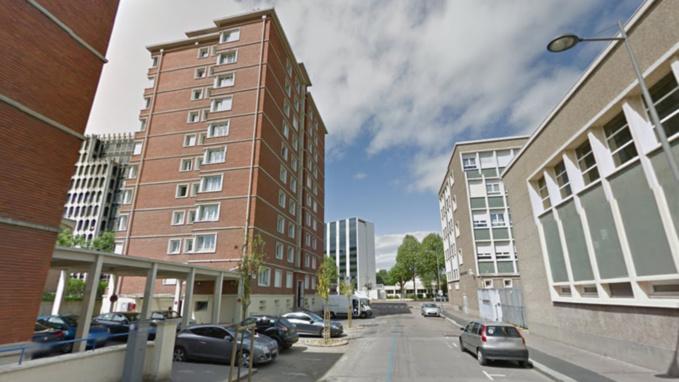 Drame à Rouen : alcoolisé, il tombe du 9ème étage en voulant descendre en rappel