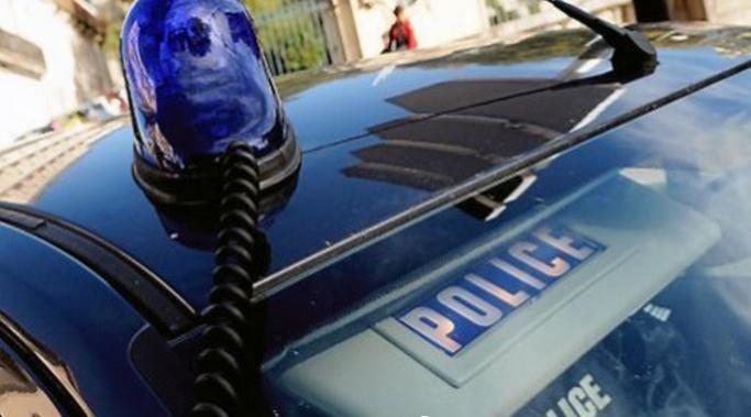 Les policiers étaient eux aussi au rendez-vous... (Illustration)