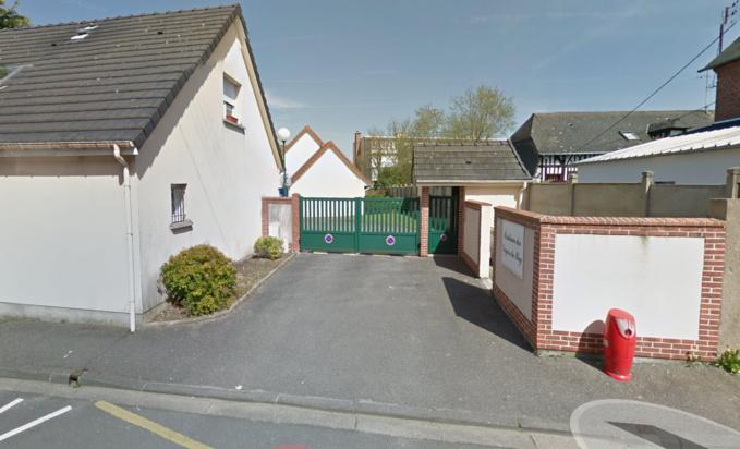 Six pavillons ont été évacués dans la résidence Les Vergers du Roy, 5, rue du Clos des Parts (Illustration © Google Maps)