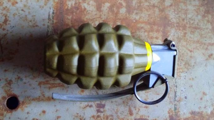 La MK2, grenade à fragmentation, a été utilisée par les soldats américains jusqu'au tout début des années 60 (illustration)