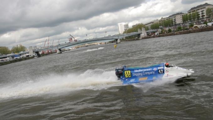 Rouen : une personne sauvée de la noyade par le dispositif de sécurité des 24 heures motonautiques