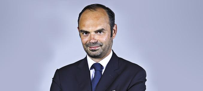 Édouard Philippe (Photo ©  Gouvernement.fr)