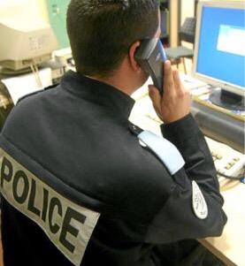 Le commissariat de police a été alerté par la fille de la mère de famille (illustration)