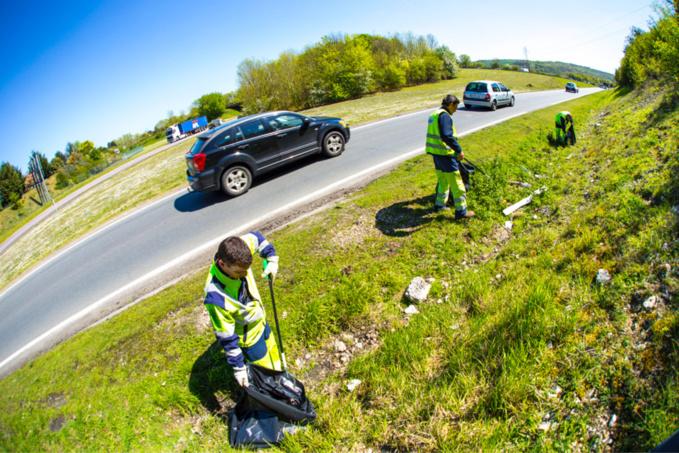 Le département de l'Eure part en guerre contre les incivilités envers ses agents des routes