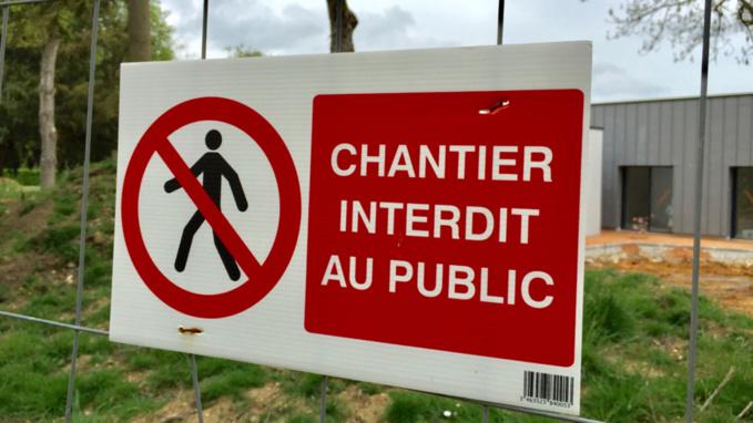 Rouen : surpris sur un chantier de démolition en train de voler du cuivre et des fils électriques