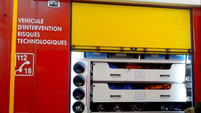 """Les sapeurs-pompiers ont relévé un taux de monoxyde de carbone """"relativement important"""" (Illustration)"""