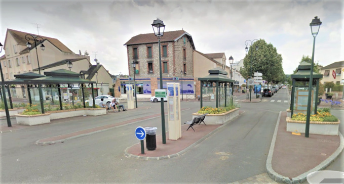 Yvelines : un chauffeur de bus mordu à la main par un perturbateur à la gare routière des Clayes-sous-Bois