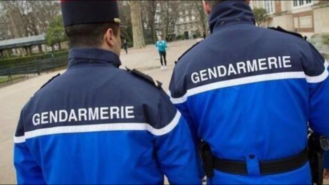 Les gendarmes ont réussi à raisonner la désespérée qui voulait mettre fin à ses jours (illustration)
