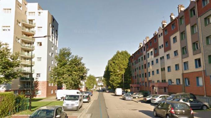Les faits se sont déroulés dans cette cité de la rue des Belges à Maromme (illustration)