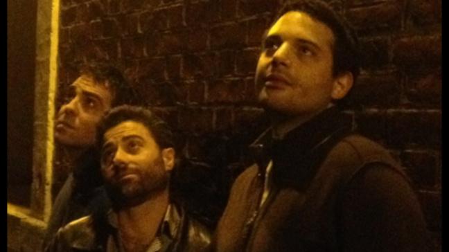 Charle Hastom est un groupe de rock alternatif français originaire de la région parisienne (Photo © DR)