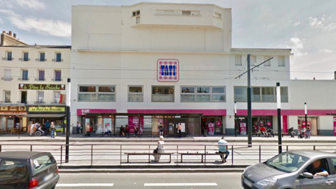 Début d'incendie chez Tati au Havre : une personne incommodée, le magasin évacué
