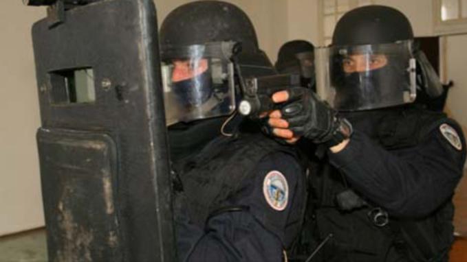 Une quarantaine de gendarmes, dont ceux du GIGN, sont intervenus lors de l'interpellation du tireur à Breteuil (Illustration)