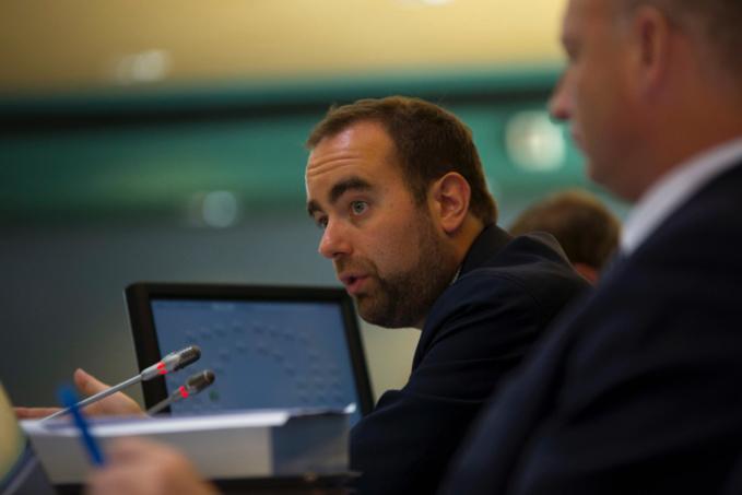 Sébastien Lecornu, 31 ans, est le plus jeune membres du gouvernement Philippe II