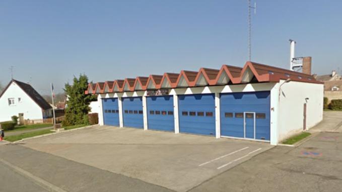 Le centre de secours de Pacy-sur-Eure sera restructuré et agrandi pour faire face à l'évolution de son activité (illustration)