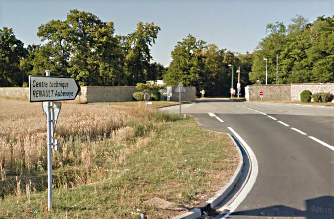 Fausse alerte à l'attentat au centre d'essais Renault à Aubevoye : 500 salariés évacués
