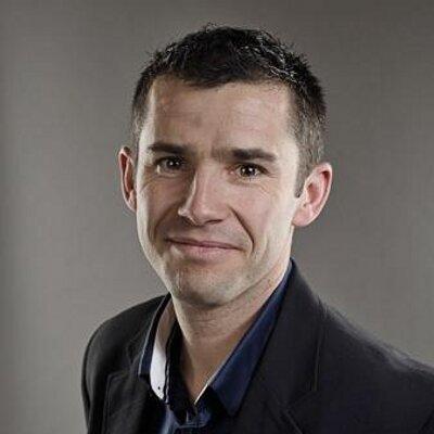 Nicolas Langlois, actuel 1er adjoint, devrait succéder dimanche à Sébastien Jumel (Photo ©Twitter)