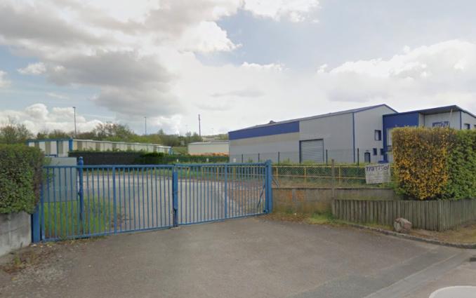 L'usine Travisol a fermé ses portes il y a de nombreux mois, après avoir été placée en liquidation judiciaire (Illustration ©Google Maps)