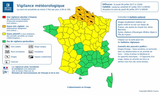 Document ©Météo France