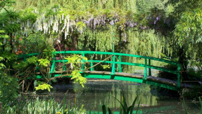 Les Jardins de la maison de Monet (Photo @Giverny.org)