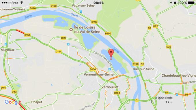 Yvelines : un jeune homme se noie dans un étang à Vernouillet, son ami est sauvé par un témoin