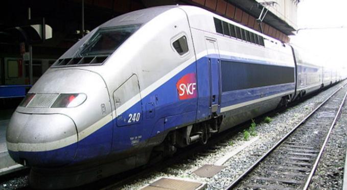 Le TGV Marseille - Le Havre, stoppé dans les Yvelines, est arrivé à destination avec plus de 2 heures de retard (illustration ©SNCF)