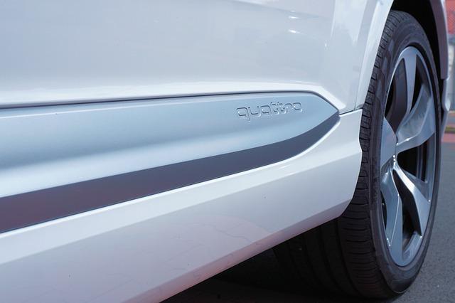 Les roues de l'Audi Q7 dérobée à Harfleur avaient été revendues 400€ à une connaissance du quartier de Caucriauville (Illustration ©Pixabay)