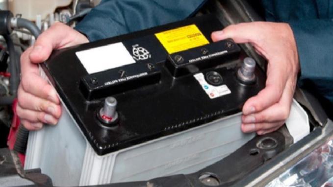 15 batteries ont, entre autres matériels, été retrouvées dans la Laguna des voleurs (illustration)