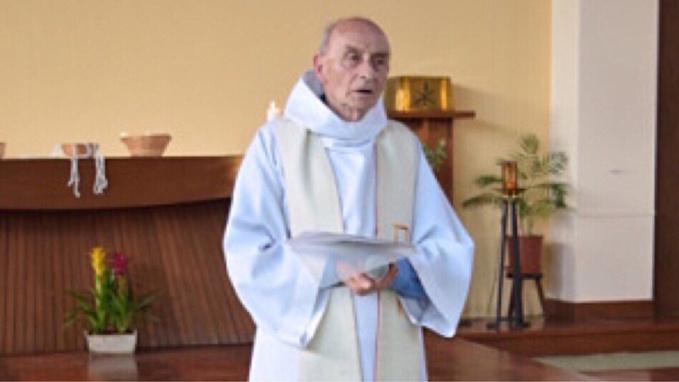 Le père Jacques Hamel célébrait une messe lorsqu'il a été égorgé ce 26 juillet 2016