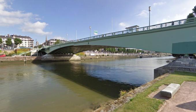 Une femme saute dans la Seine à Rouen : elle est repêchée légèrement blessée