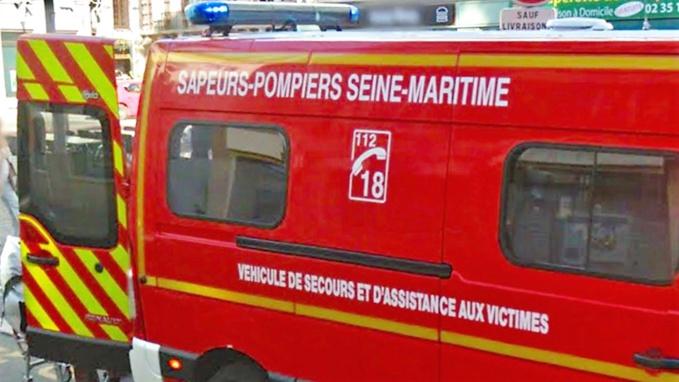 Enquête après la mort d'un motard à Saint-Aubin-sur-Scie, près de Dieppe