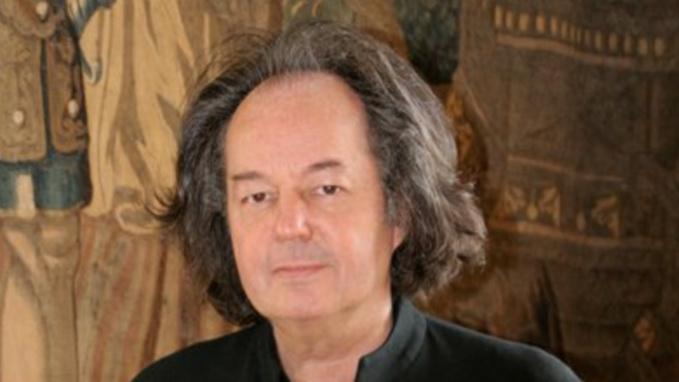 Gonzague Saint Bris avait 69 ans. Photographié ici par le peintre-illustrateur Armand Langlois en 2007 (Photo  ©Facebook)