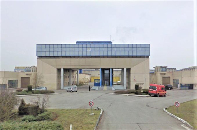 Le centre de détention des Vignettes à Val-de-Reuil