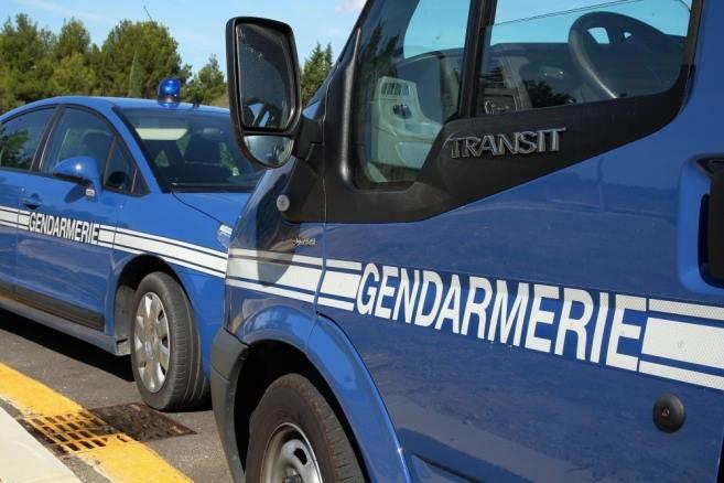 L'auteur des violences a été interpellé en douceur par les gendarmes (illustration @ gendarmerie/Facebook)