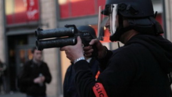 Les policiers de la CDI et de la BAC sont intervenus lourdement armés (illustration)