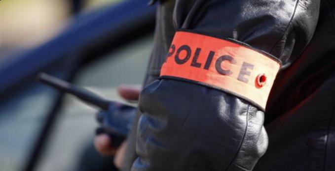 Policiers et gendarmes ont ratissé tous les quartiers de Dieppe pendant plus de cinq heures (Illustration)