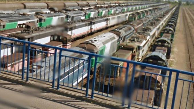 Fuite d'oxyde d'éthylène, un produit toxique, à la gare de triage de Sotteville-lès-Rouen : c'était de l'eau…