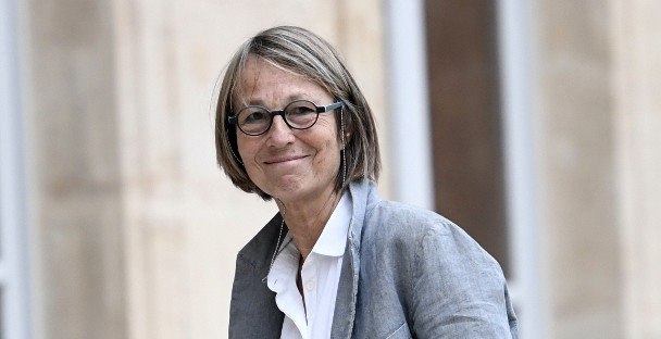 Françoise Nyssen (Photo © Gouvernement.fr)