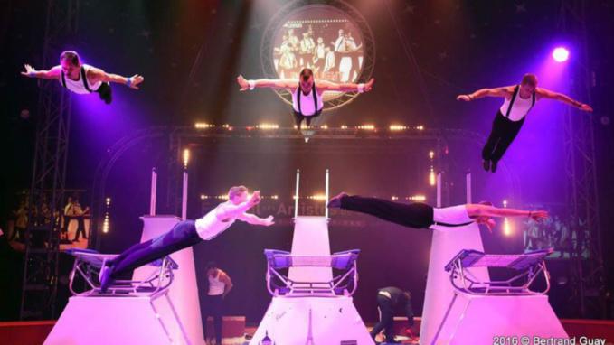 Festival international du cirque des Mureaux (Yvelines) : prenez date, c'est dans un mois