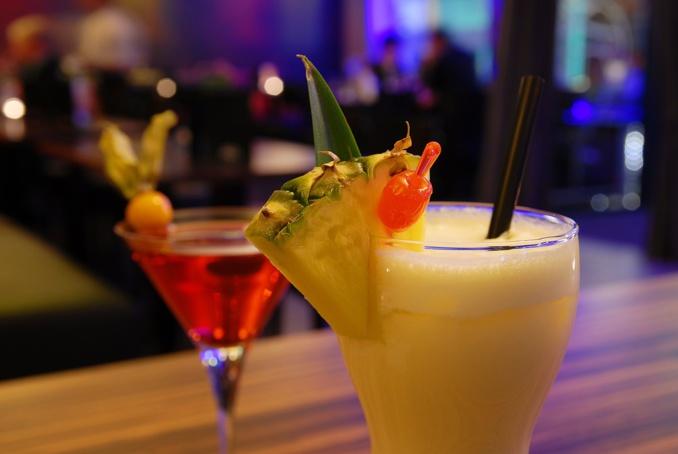 Le vol s'est produit dans un bar de nuit du centre-ville de Rouen (illustration © Pixabay)