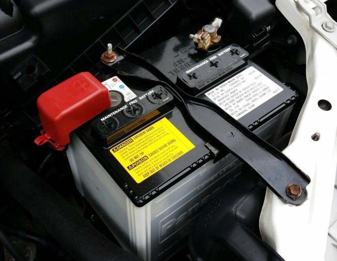 Les batteries venaient d'être volées dans deux véhicules rue Kennedy (Illustration © Pixabay)