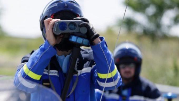 Sécurité routière: 36 infractions, dont 27 pour la vitesse, constatées par les gendarmes de la compagnie d'Yvetot