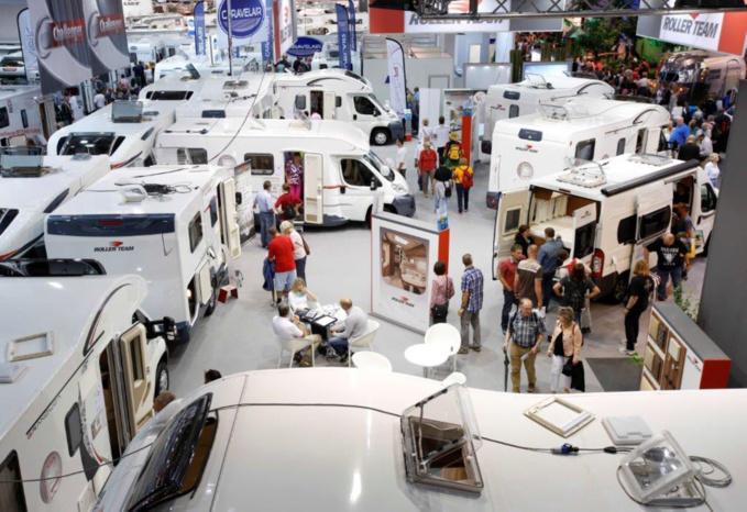 Mantes-la-Jolie accueille le 1er Salon du Camping-car d'Île-de-France
