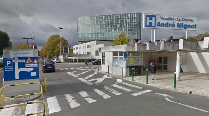 Yvelines un chien mord un enfant et une voisine avant de provoquer la panique dans la rue - Hopital porte de versailles ...