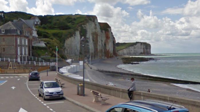 Le cadavre d'une femme découvert au pied des falaises à Saint-Martin-aux-Buneaux