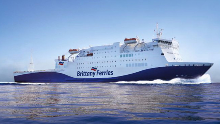 Photo d'illustration @ Brittany-Ferries