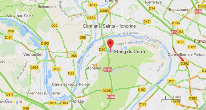 Saint-Germain-en-Laye : un exhibitionniste arrêté à l'étang du Corra