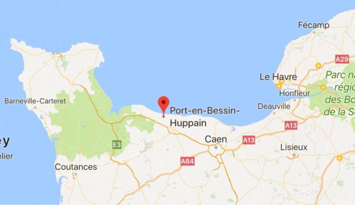 Normandie : deux matelots récupérés sur un radeau de survie, un troisième disparu en mer ce soir
