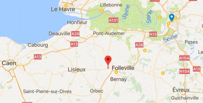 Eure : un ULM s'écrase dans un champ près de Bernay, le pilote tué sur le coup